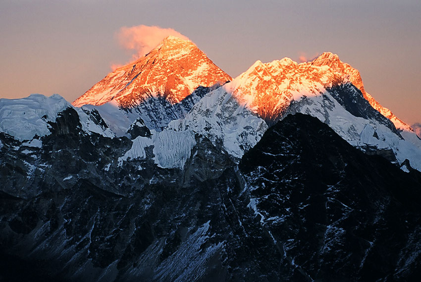 everest i lhotse