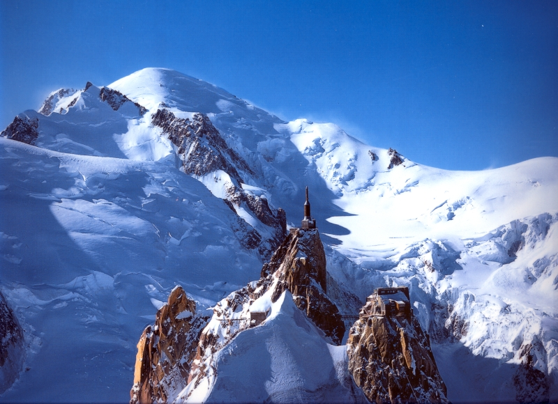 Najwyższy szczyt Europy