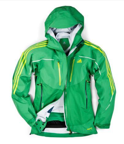 Bild: TERREX Active Shell Jacket, GORE TEX ACTIVE SHELL 3L 2012