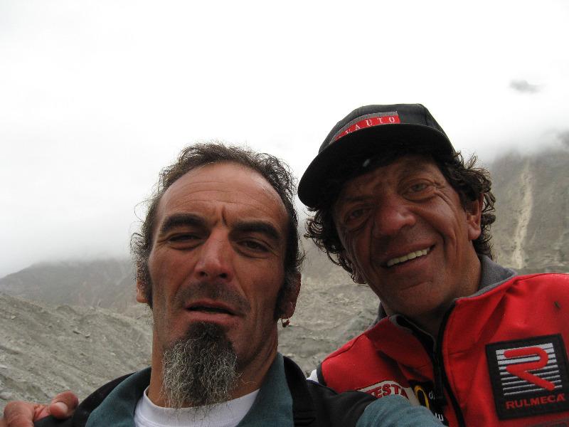 M. Zaffaroni i M. Merelli