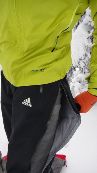 Adidas Terrex Kurtka Fastr Gtx Gore Tex Activ M