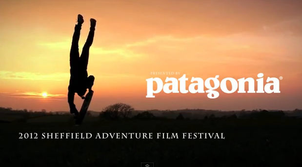 Sheffield Adventure Film Festival Trailer 2012