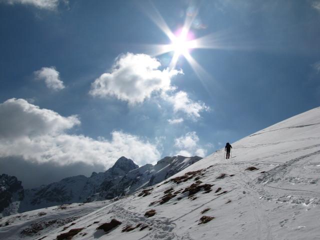 Skitury w Tatrach