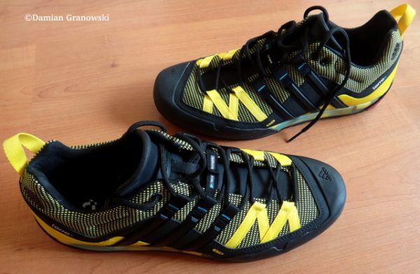 Test butów adidas Terrex Solo .pl