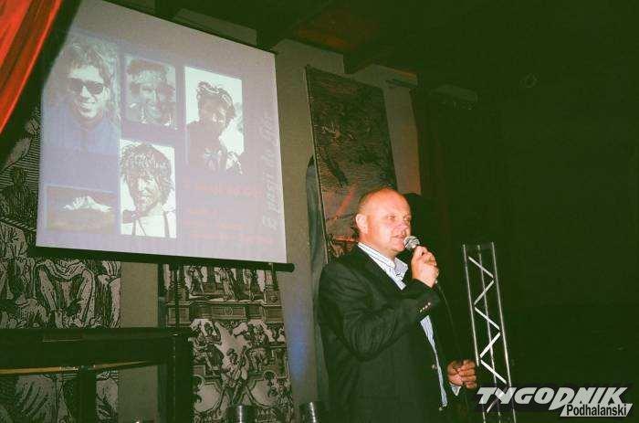 W. Szatkowski opowiada o Himalaistach