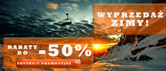 Promocja w sklepie drytooling.com.pl