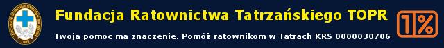 Fundacja Ratownictwa tatrzańskiego TOPR