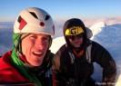 Selfie na wierzchołku Eigeru