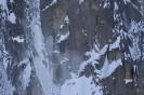 Ueli Steck soluje północną ścianę Les Droites