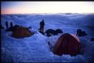 Obóz nad schroniskiem Gouter5