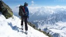 Skiturowiec na Kozim Wierchu