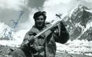 Walter Bonatti pod K2 w 1954 roku