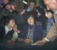 Wanda Rutkiewicz podczas spotkania z fanami