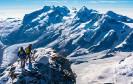 Na wierzchołku Matterhornu