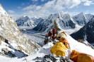 Obóz I na Broad Peaku-1