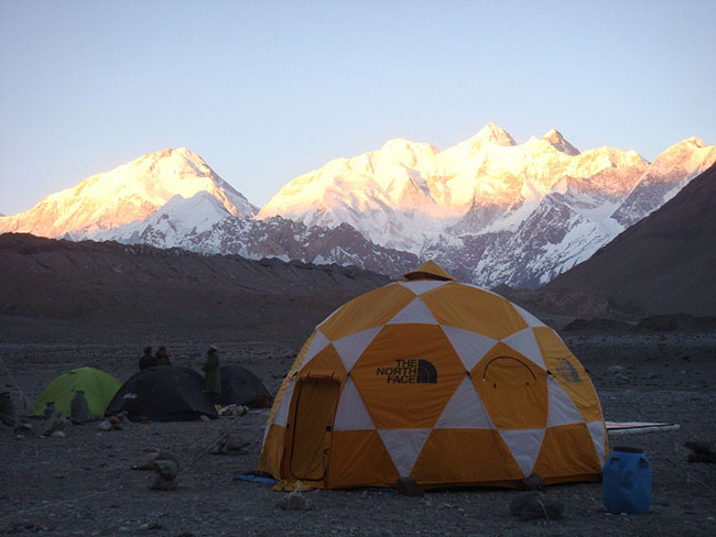 Gasherbrum campo-casa