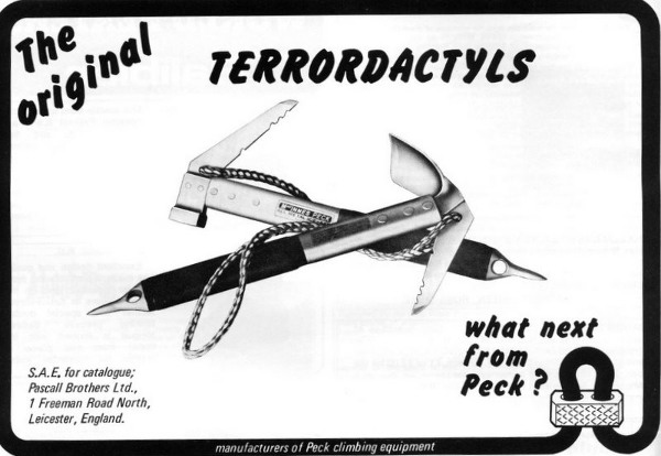 terrordactyl old advertise