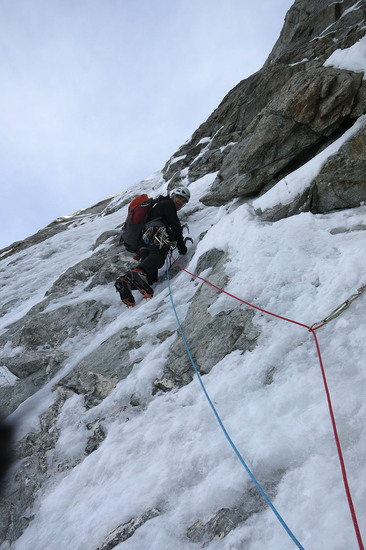 trawers grandes jorasses