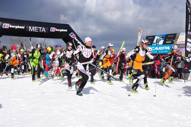 VI Puchar Polar Sportu - Start