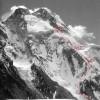 Zdjęcie Broad Peaka z magazynu Góry i Alpinizm z okolic bazy pod K2