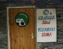 Restauracja Uszba w Mesti