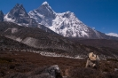Treking do Everest BC 2012
