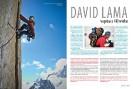 David Lama w GÓRACH