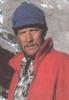 Jerzy Kukuczka podczas wyprawy w góry wysokie