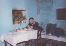 Jerzy Kukuczka podczas samotnej Wigilii w drodze do bazy wyprawy na Dhaulagiri