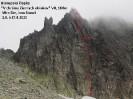V chrame ciernych oblakov VII / Targana Turnia