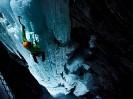 Alex Luger na lodospadzie